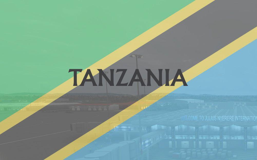 MSFS Tanzania Airports