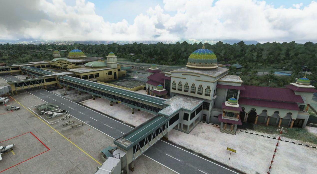 MSFS WITT Sultan Iskandar Muda Intl