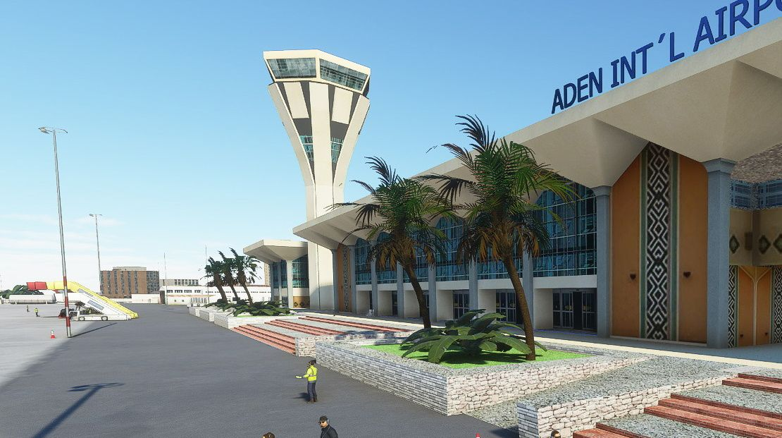 MSFS OYAA Aden International