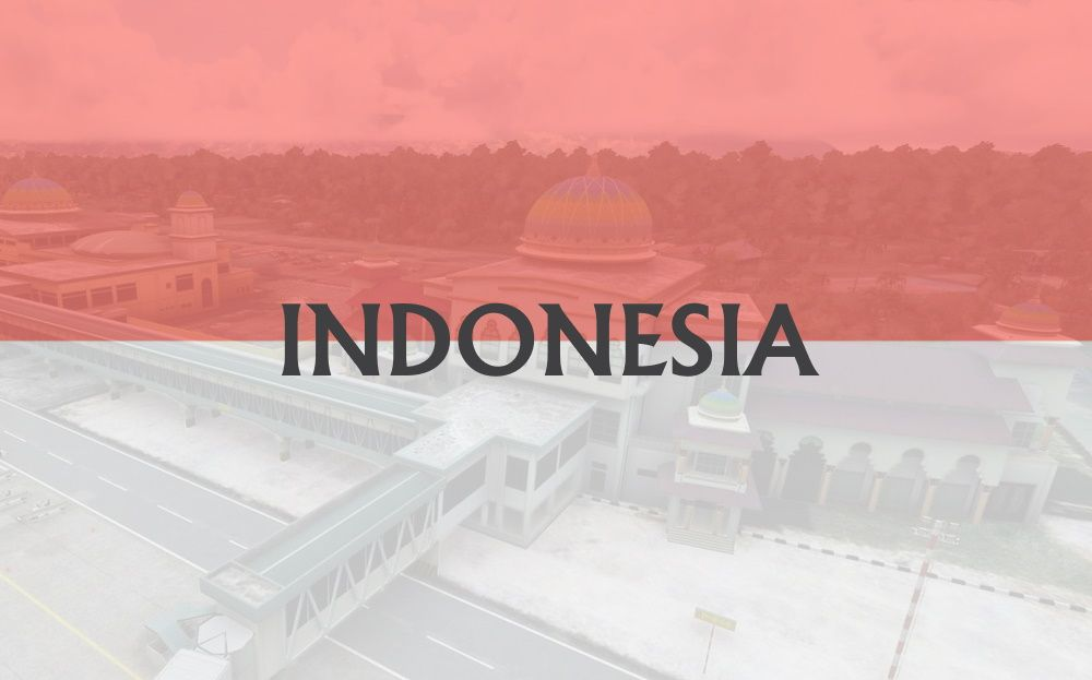 MSFS Indonesia Airports