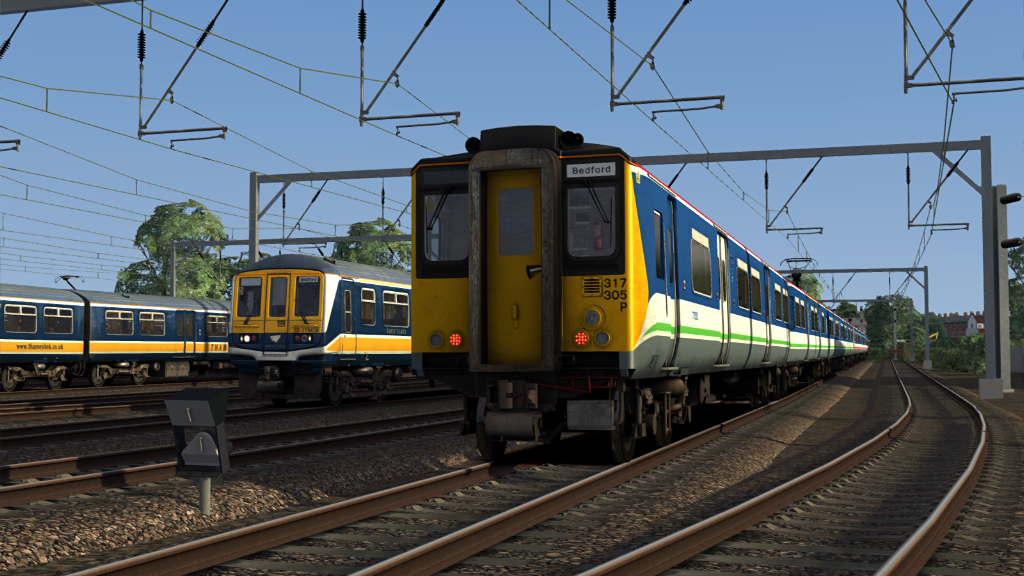 Train Simulator Class 317 Pack Volume 1