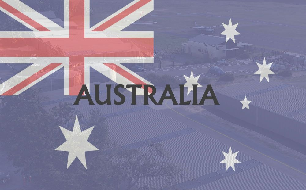 MSFS Australia Airports