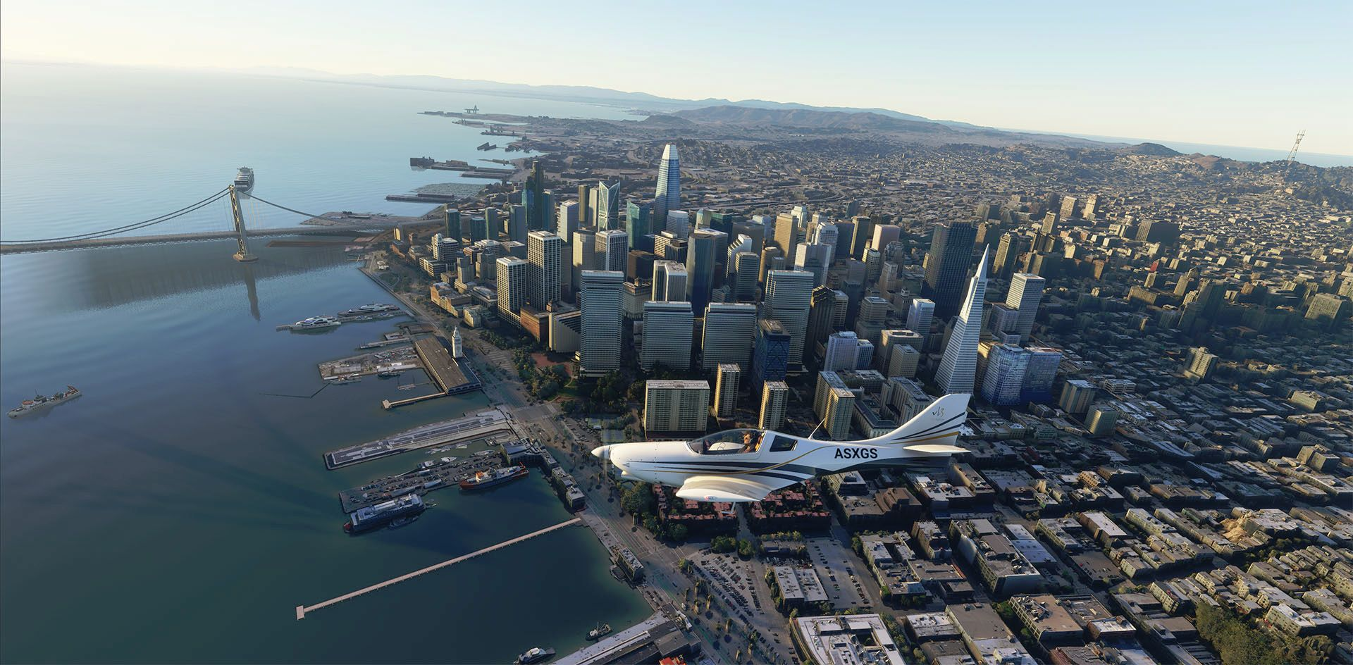 MSFS San Francisco Photogrammetry