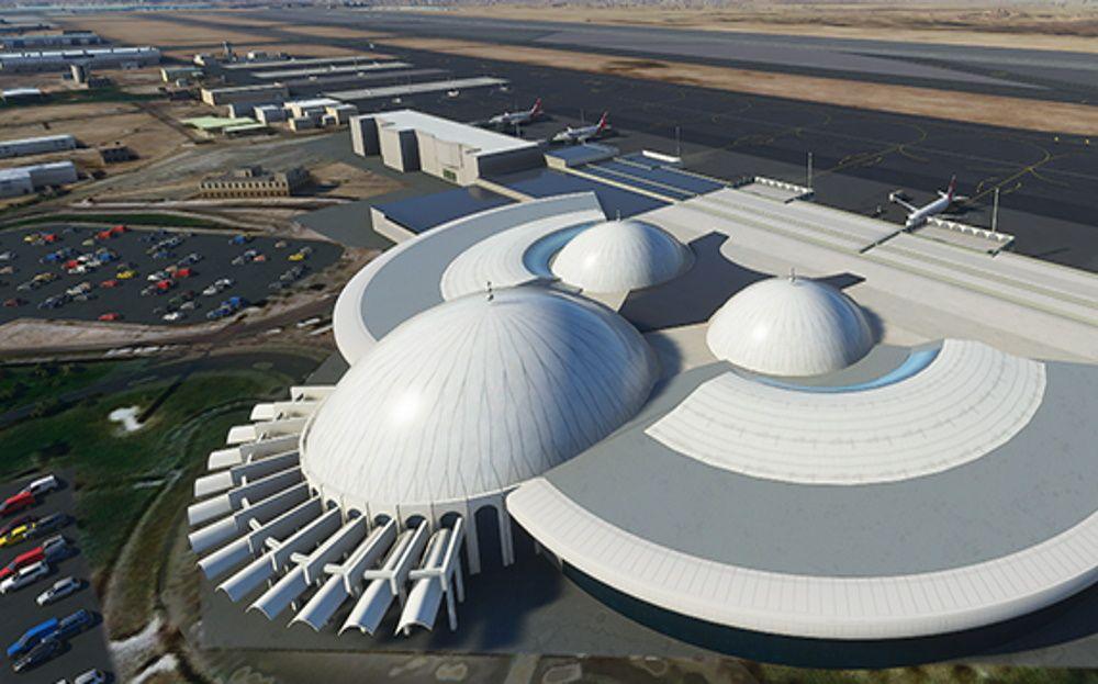 MSFS OMSJ Sharjah Airport