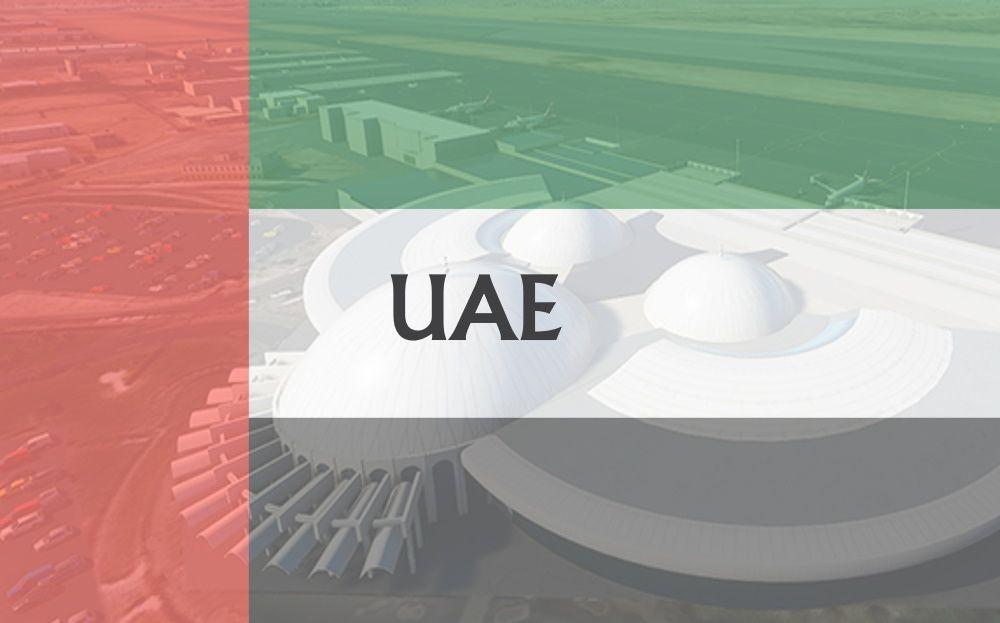 MSFS United Arab Emirates Airports