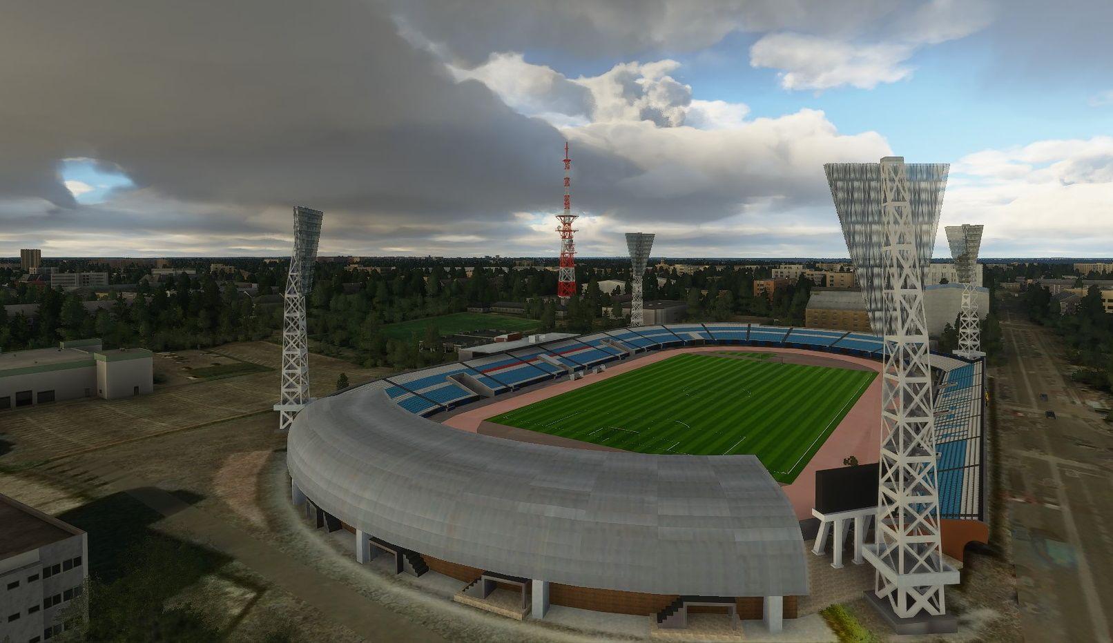MSFS Yaroslavl Landmarks