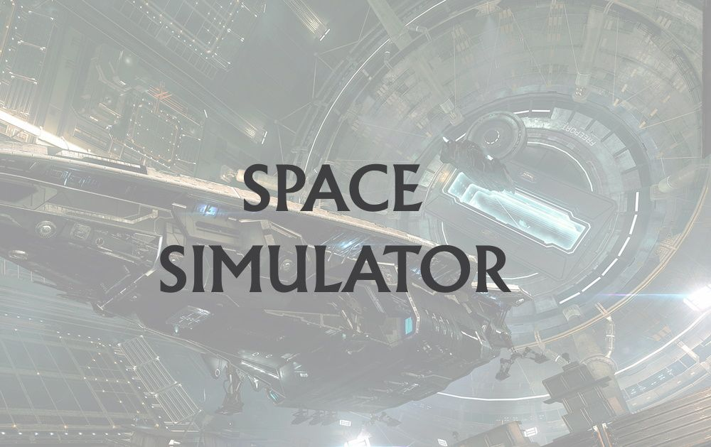 Space Simulators