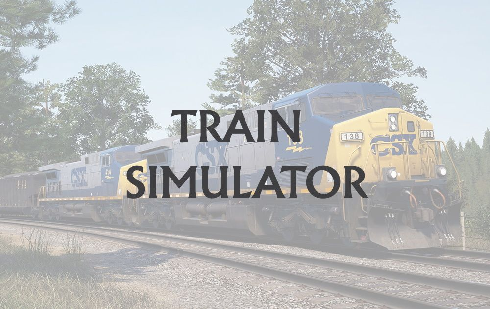 Train Simulators