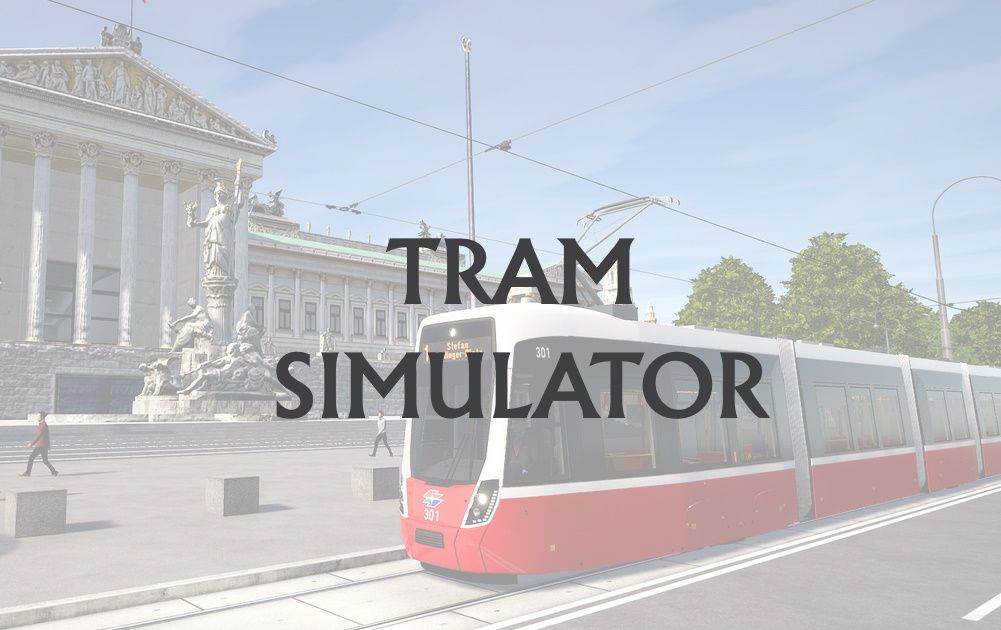 Tram Simulators