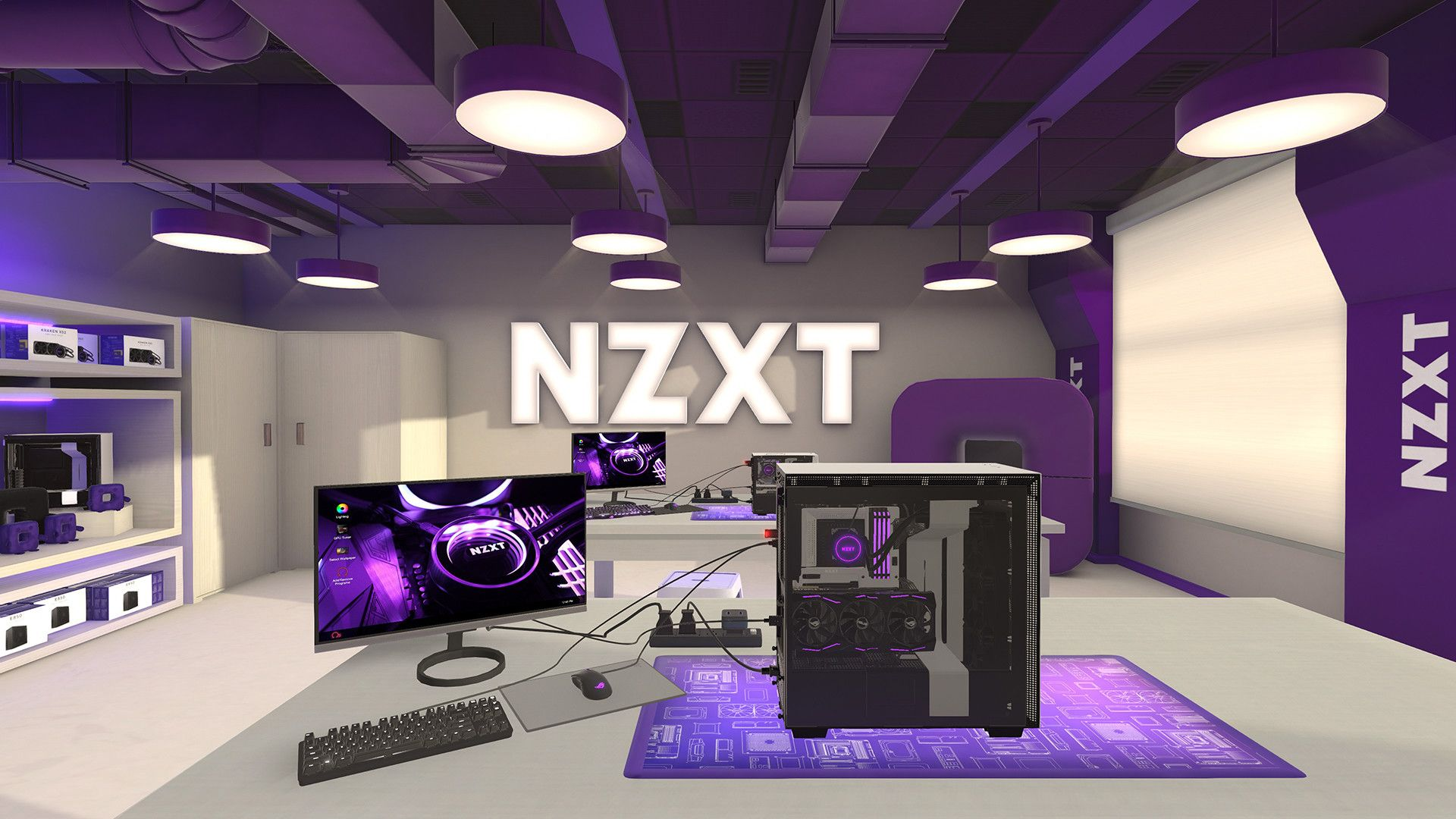 NZXT Workshop