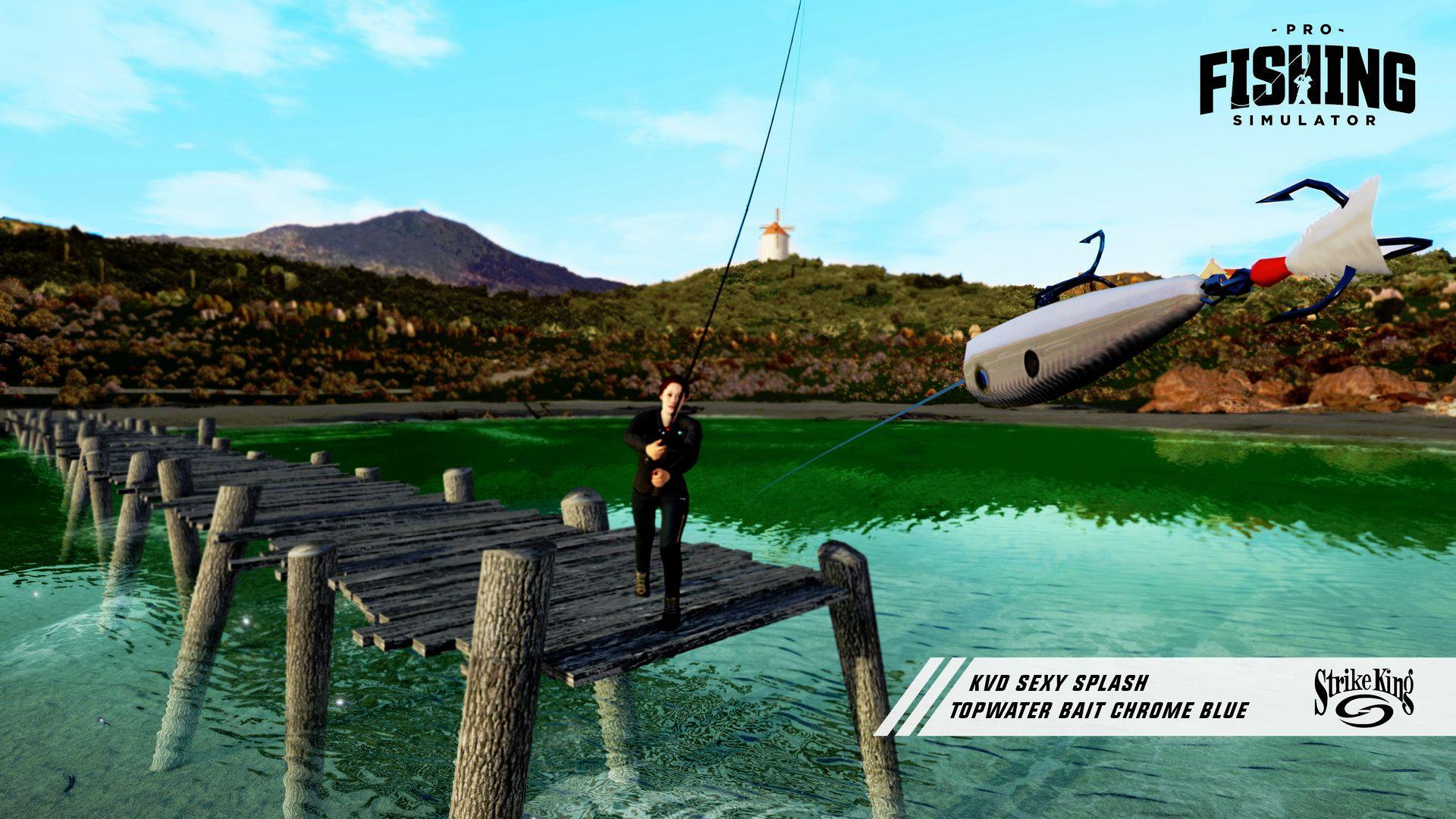 Pro Fishing Simulator - Predator Pack