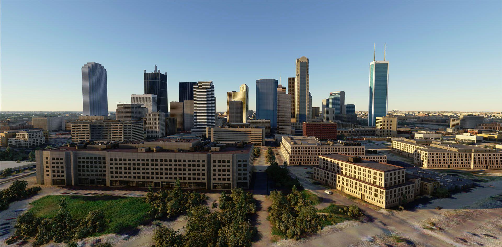 MSFS Dallas Photogrammetry