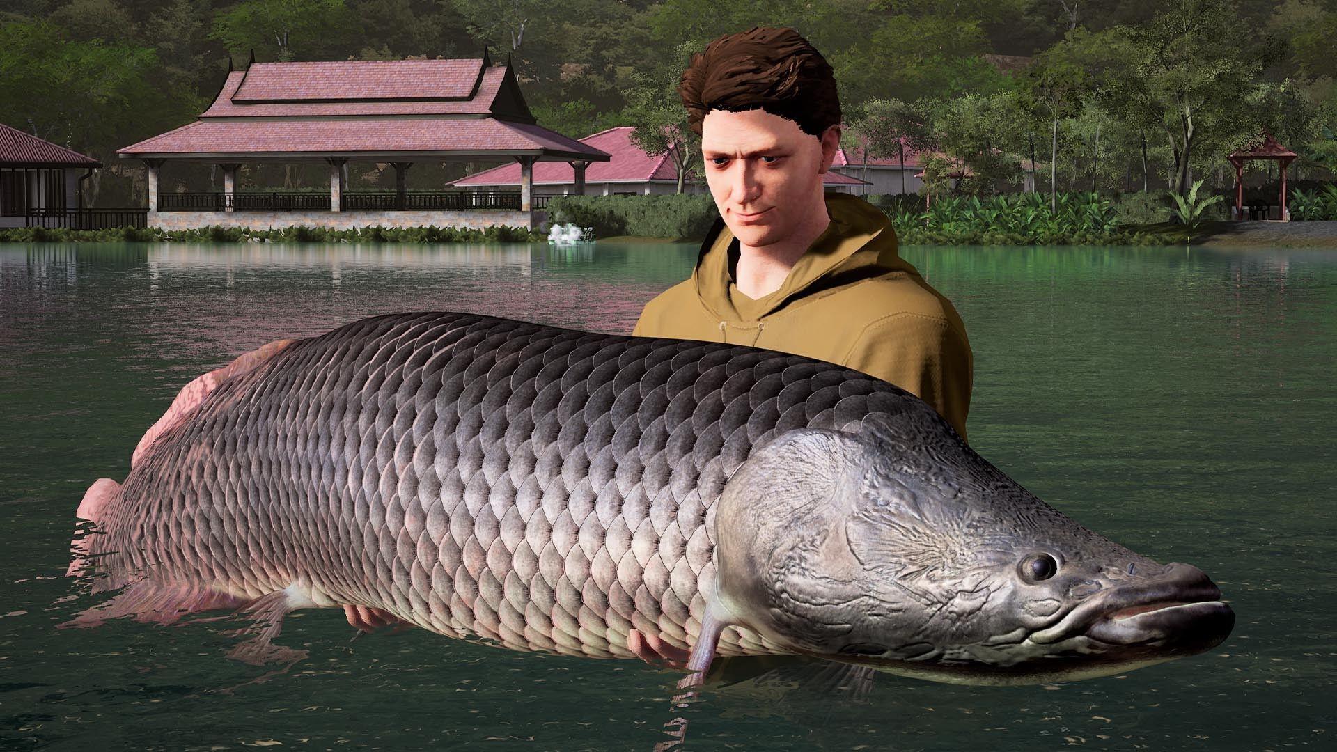 Fishing Sim World: Pro Tour - Giant Carp Pack