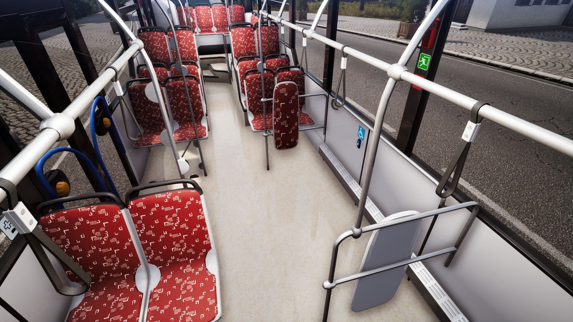 Bus Simulator 18 - MAN Interior Pack 1