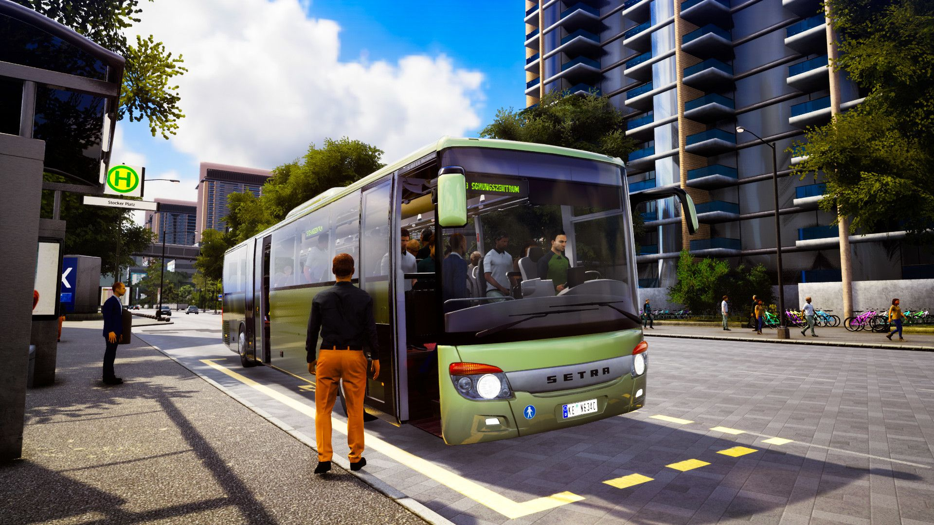 Bus Simulator 18 - Setra Bus Pack 1