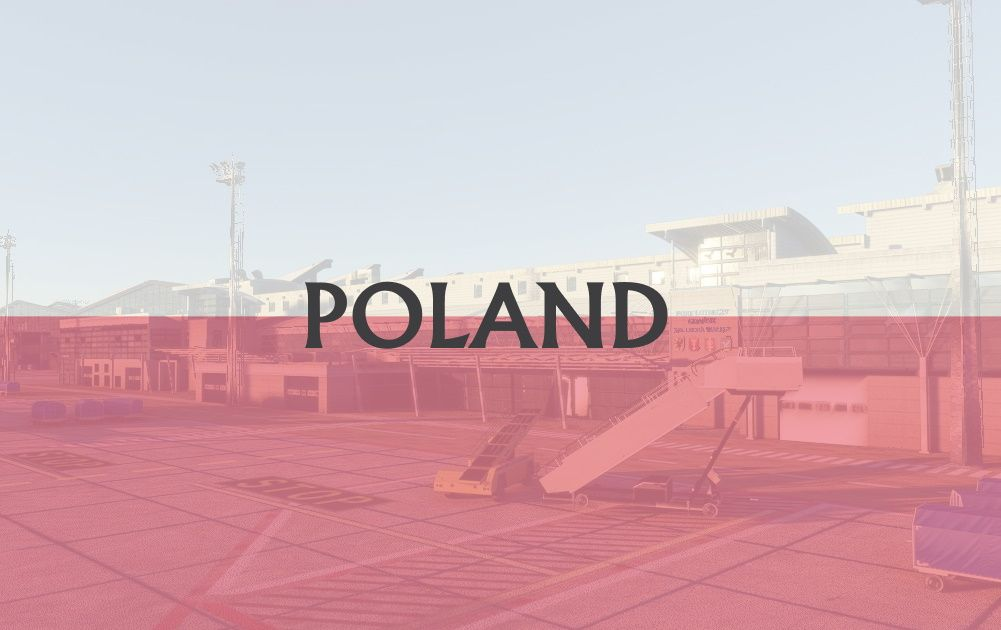 MSFS Poland Airports