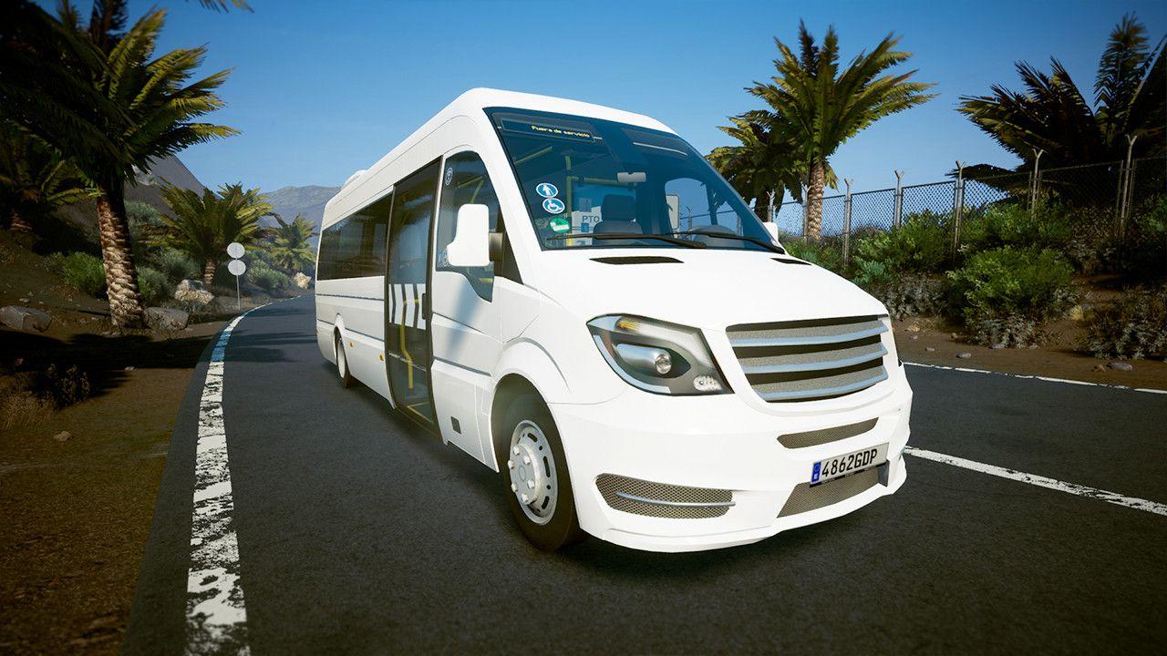 Tourist Bus Simulator - W906