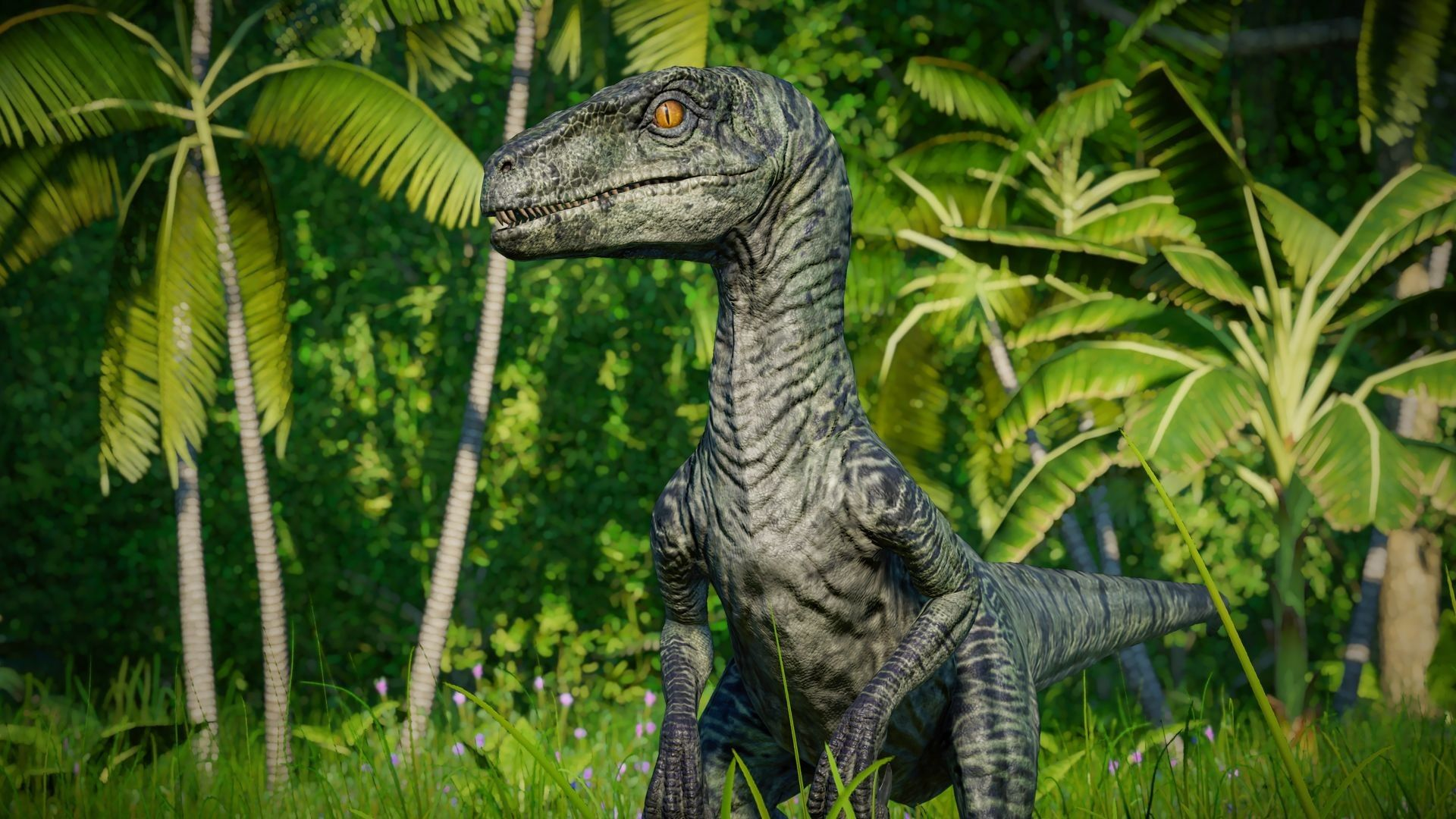 Jurassic World Evolution: Raptor Squad Skin Collection