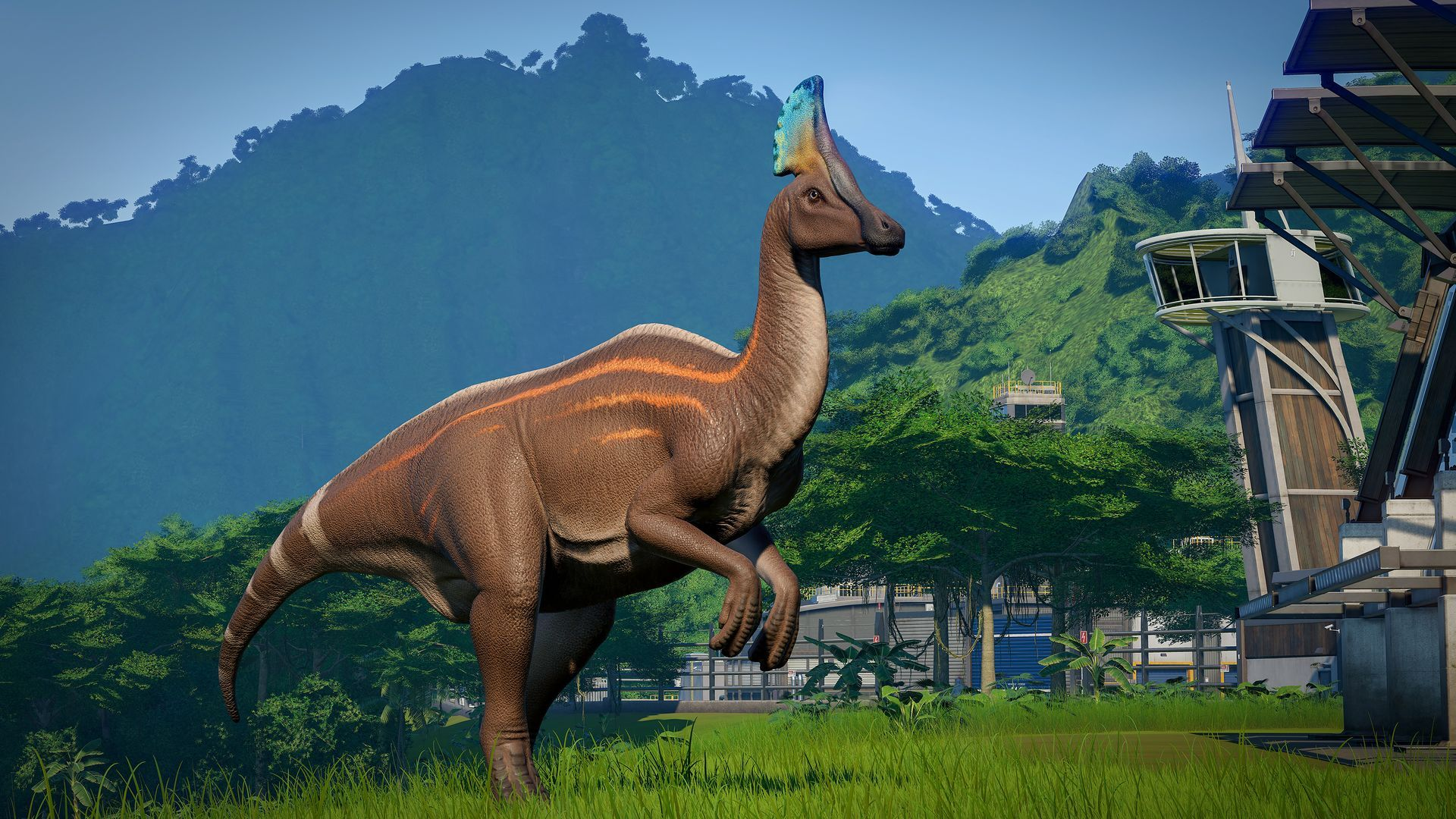 Jurassic World Evolution: Secrets of Dr Wu