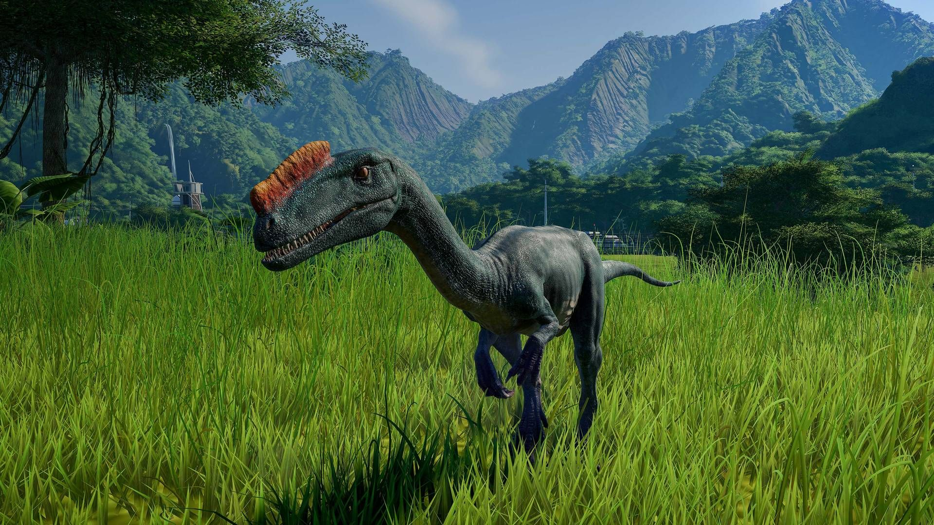 Jurassic World Evolution: Carnivore Dinosaur Pack