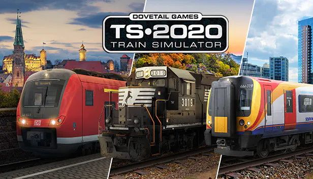 Train Simulator 2020