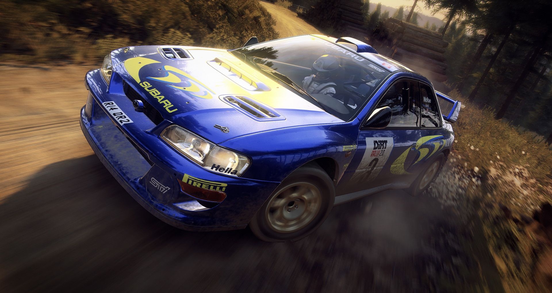 DiRT Rally 2.0 - Colin McRae: FLAT OUT Pack