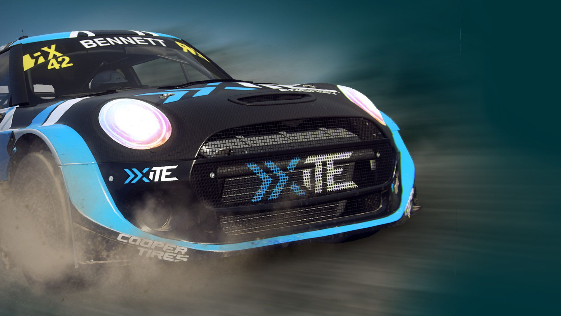DiRT Rally 2.0 - MINI Cooper SX1