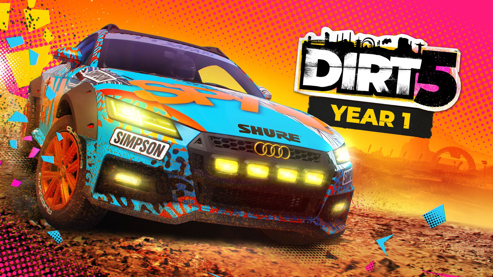 DIRT 5 - Year 1 Upgrade