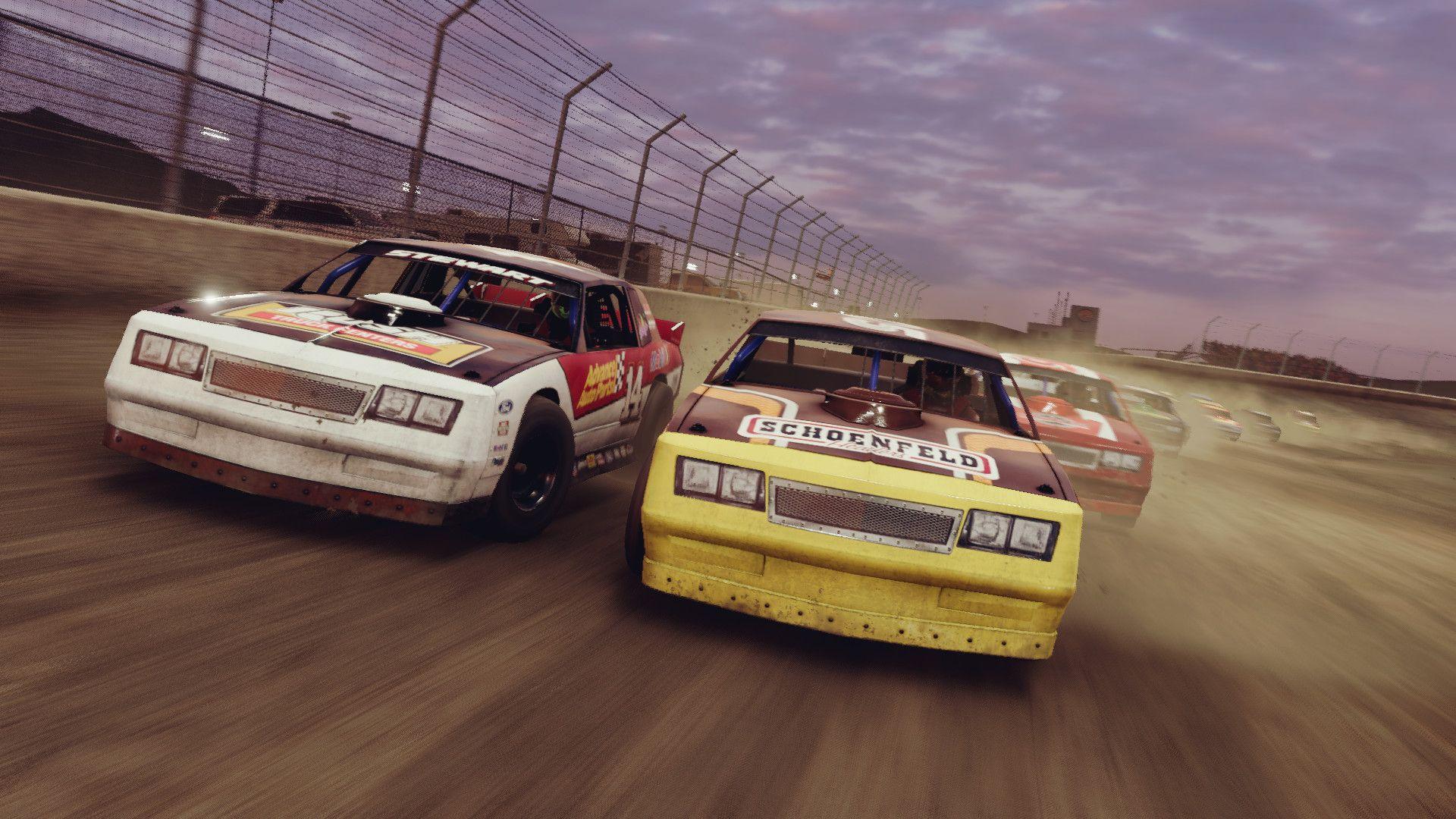 Tony Stewart's All-American Racing: The Dirt Track at Las Vegas Motor Speedway