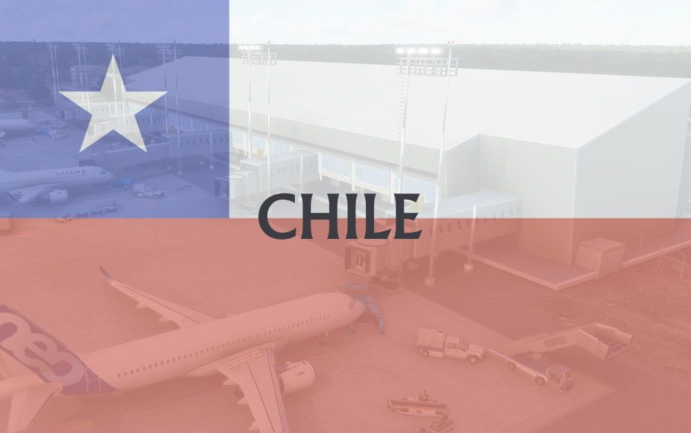 MSFS Chile Airports