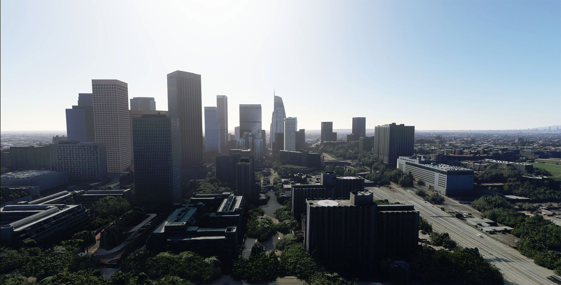 MSFS Los Angeles Photogrammetry