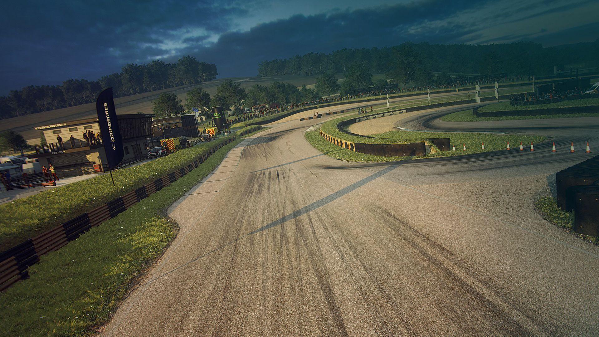 DiRT Rally 2.0 - Lydden Hill, UK (Rallycross Track)