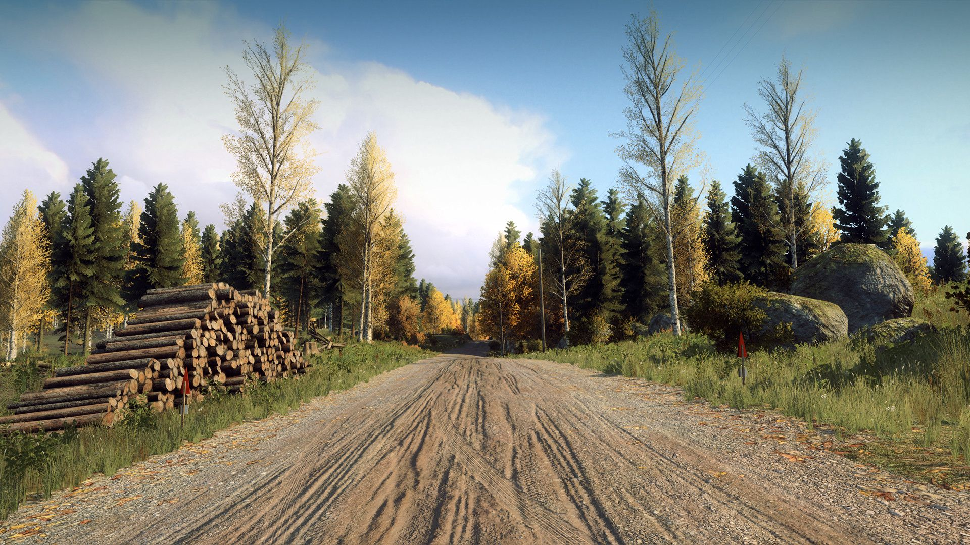 DiRT Rally 2.0 - Finland (Rally Location)