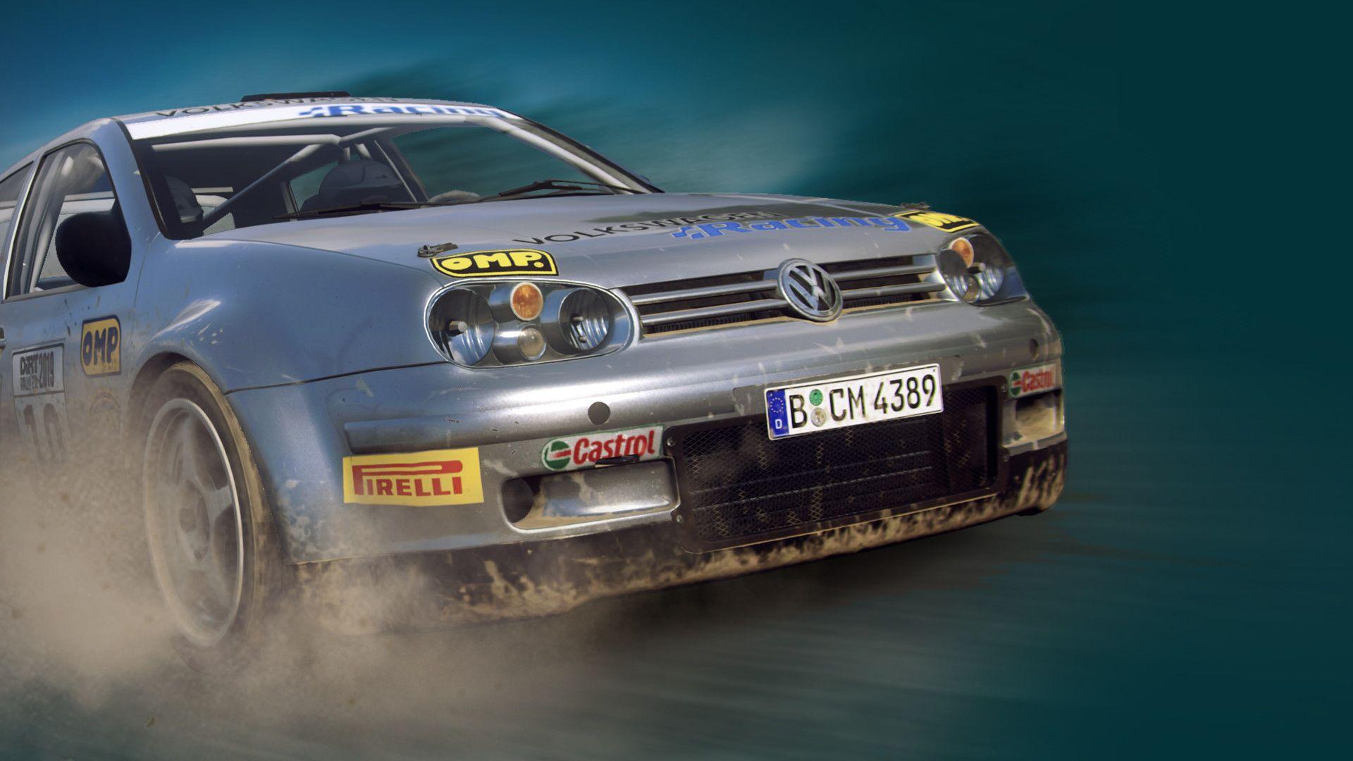 DiRT Rally 2.0 - Volkswagen Golf Kitcar