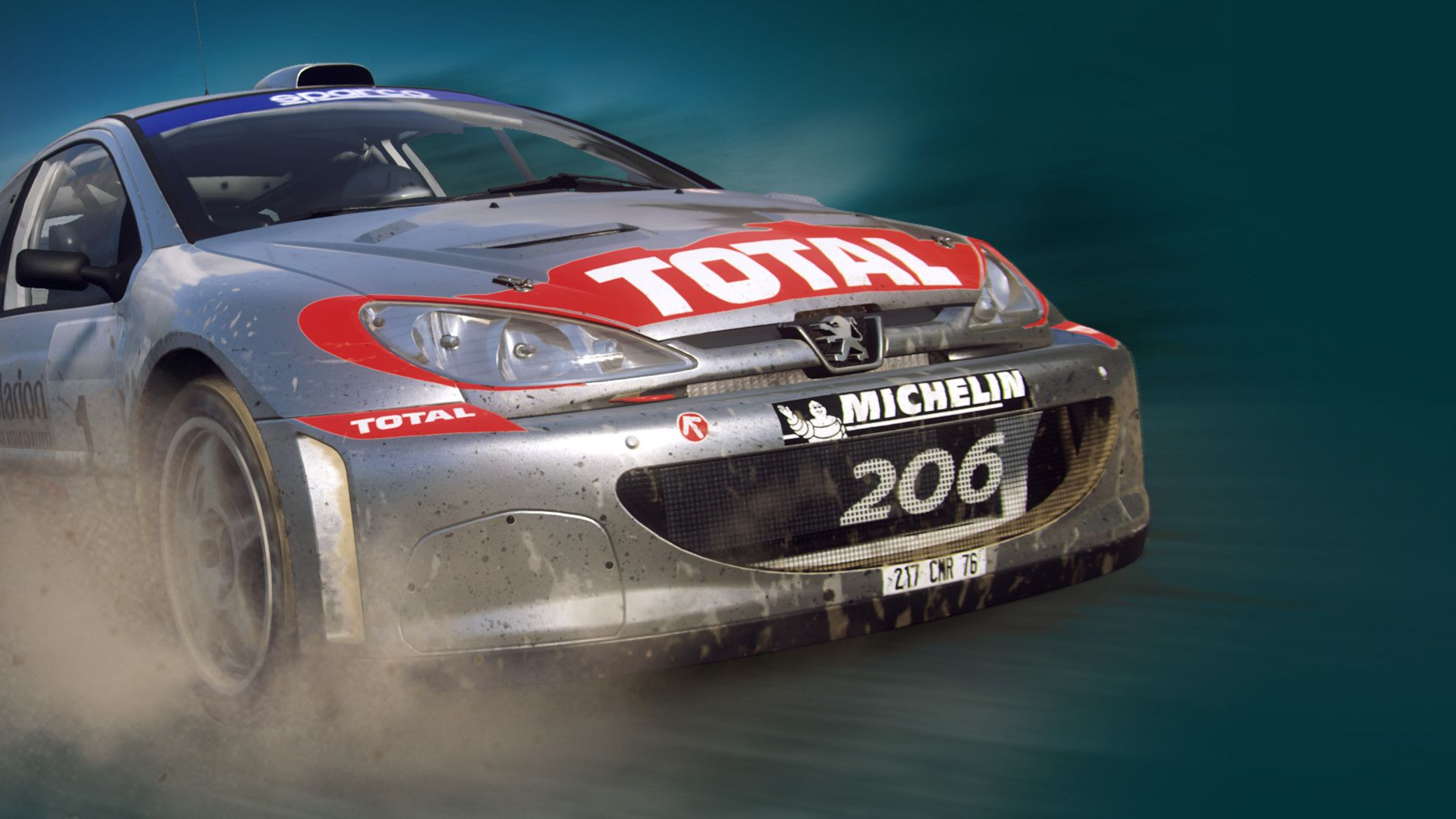 DiRT Rally 2.0 - Peugeot 206 Rally