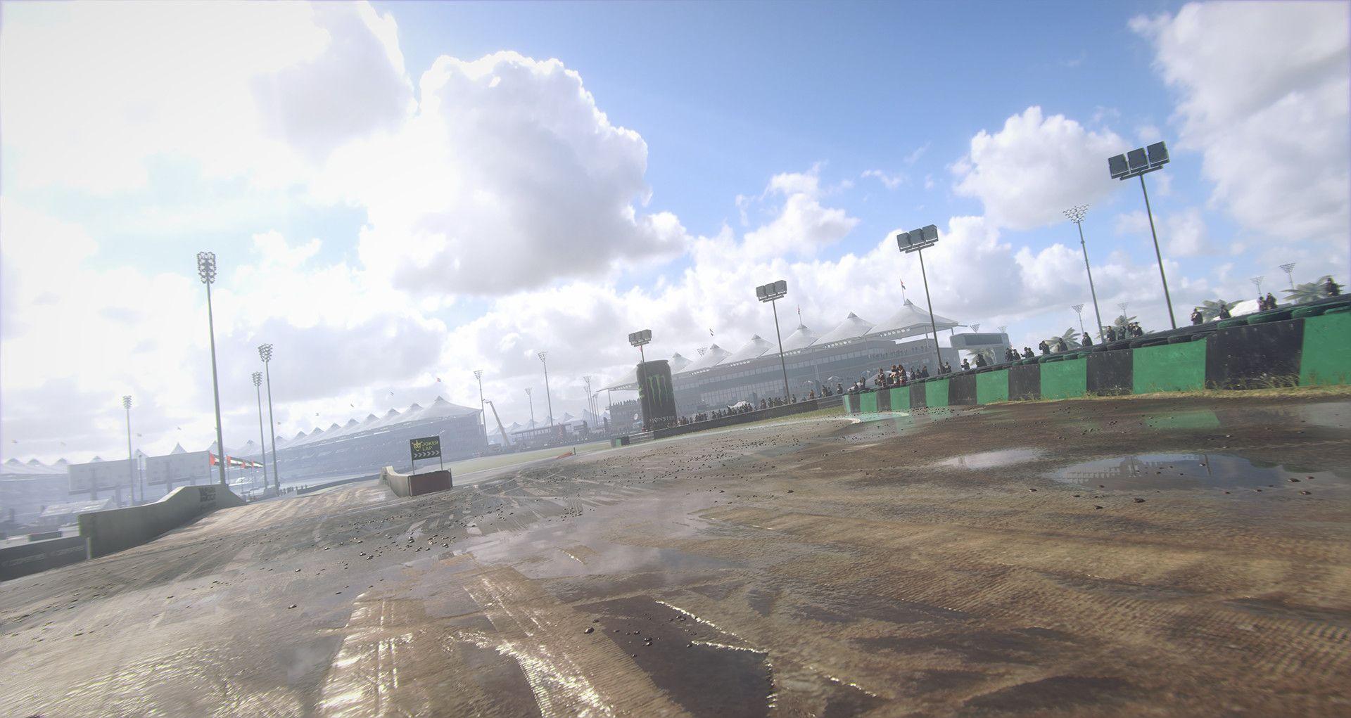 DiRT Rally 2.0: Yas Marina Circuit, Abu Dhabi (Rallycross Track) | Buy Now  | DPSimulation
