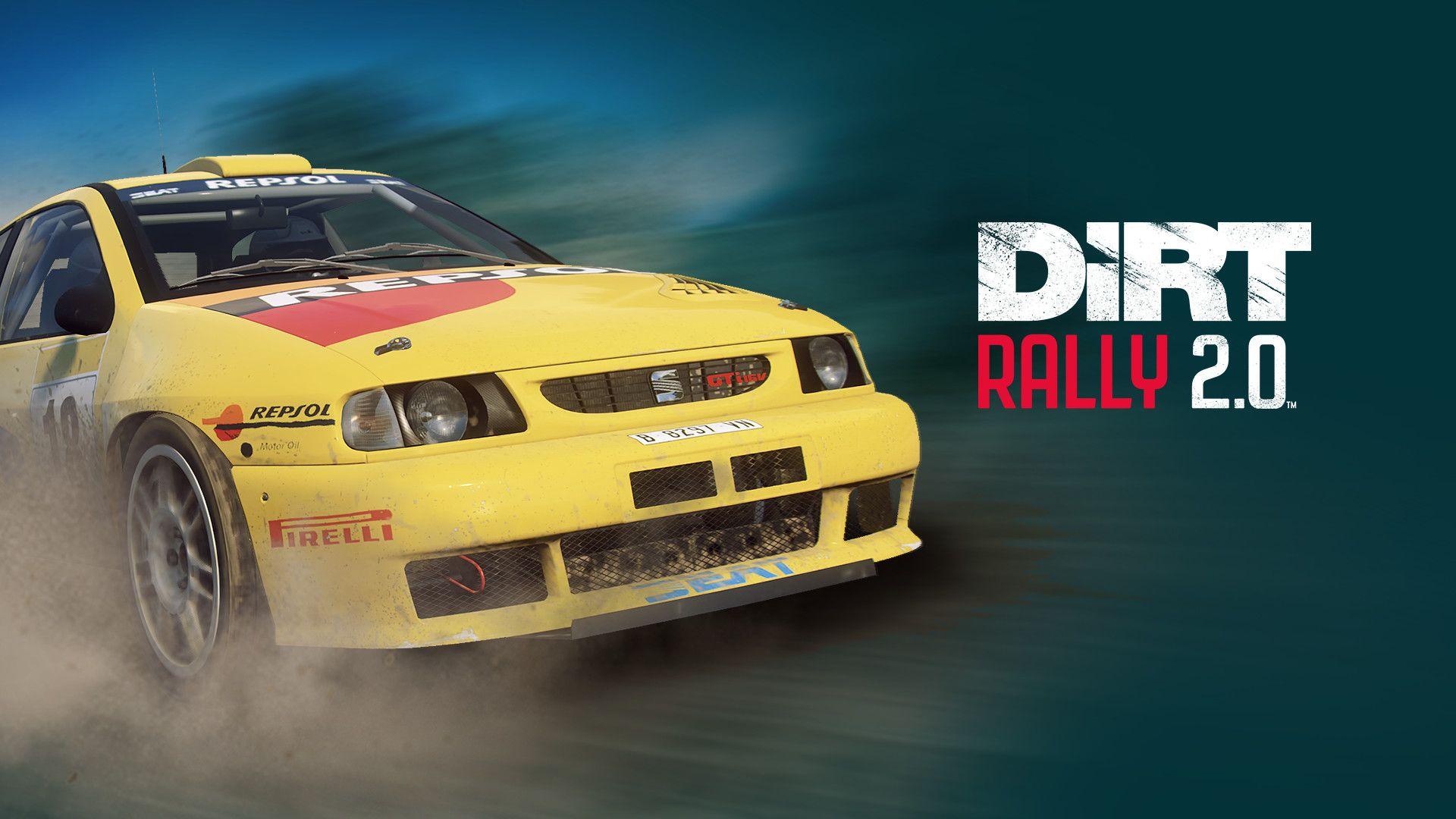 DiRT Rally 2.0 - Seat Ibiza Kit Car