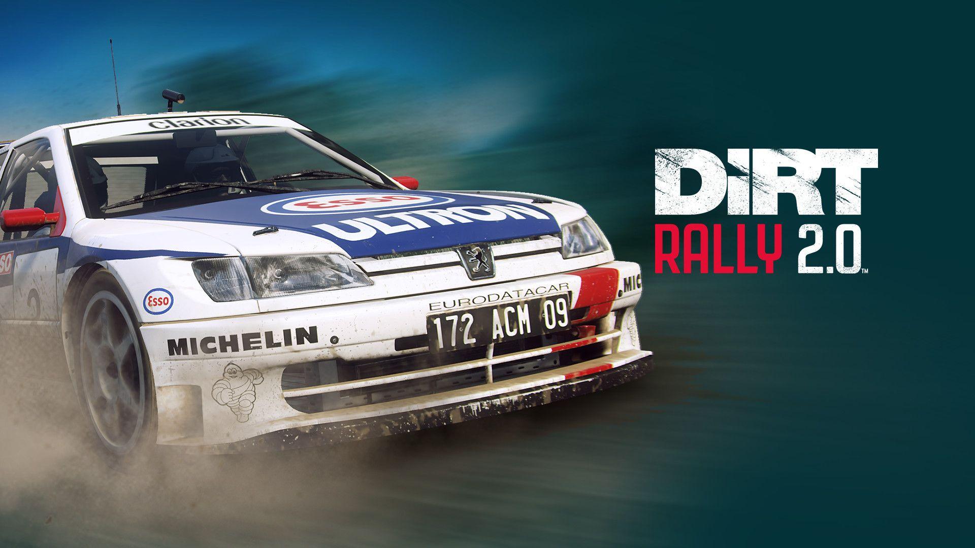 DiRT Rally 2.0 - Peugeot 306 Maxi