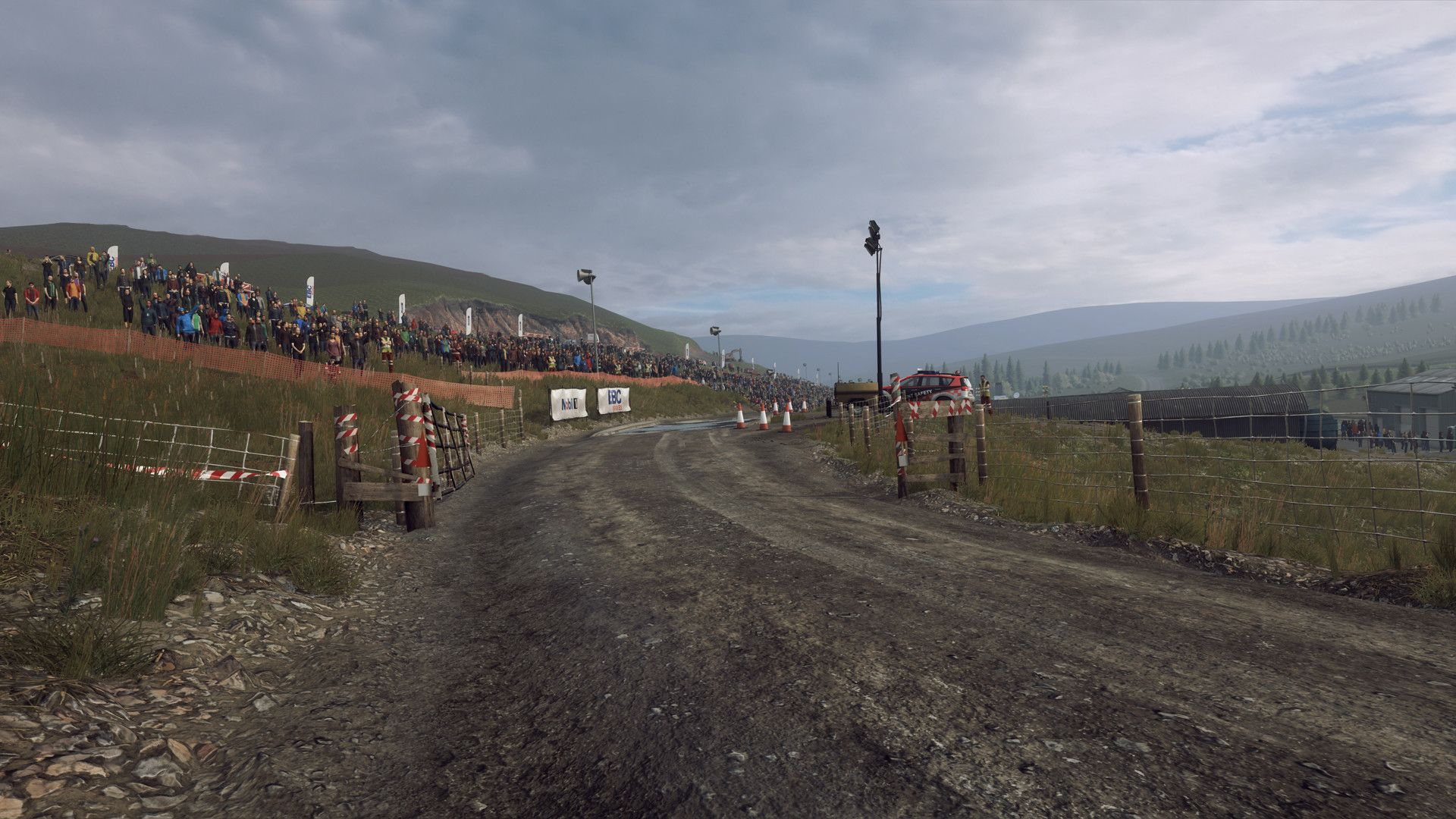 DiRT Rally 2.0 - Wales (Rally Location)
