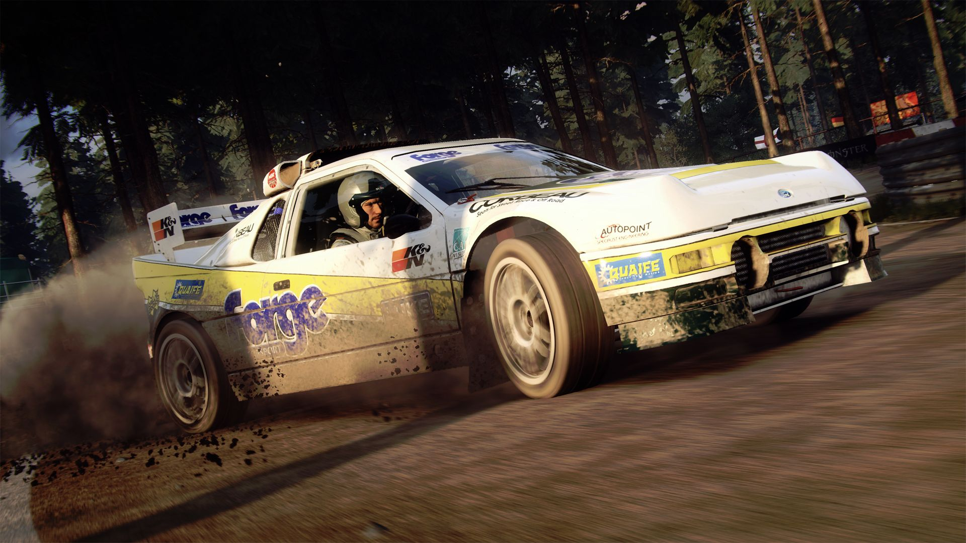 DiRT Rally 2.0 - Ford RS200 Evolution
