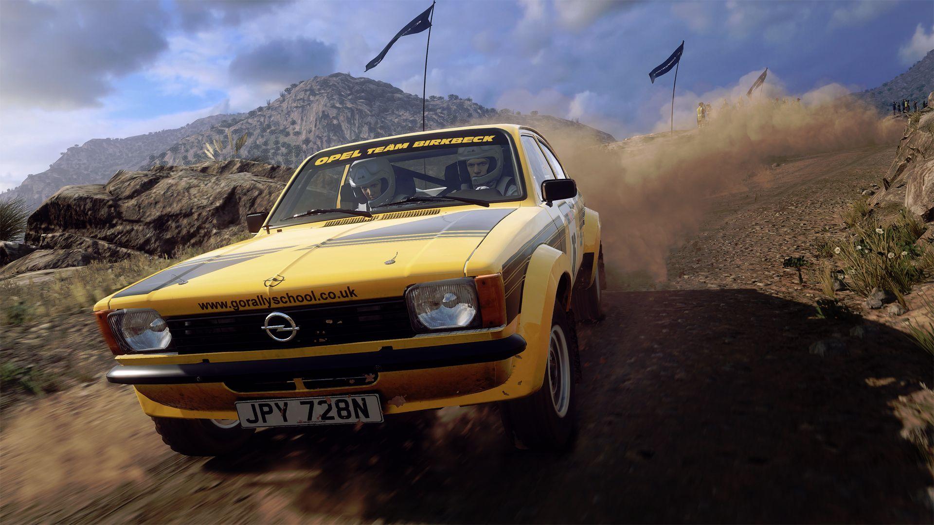 DiRT Rally 2.0 - Opel Kadett C GT/E