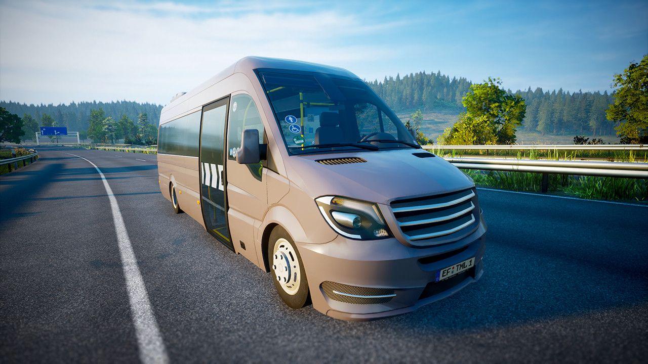 Fernbus Simulator - W906