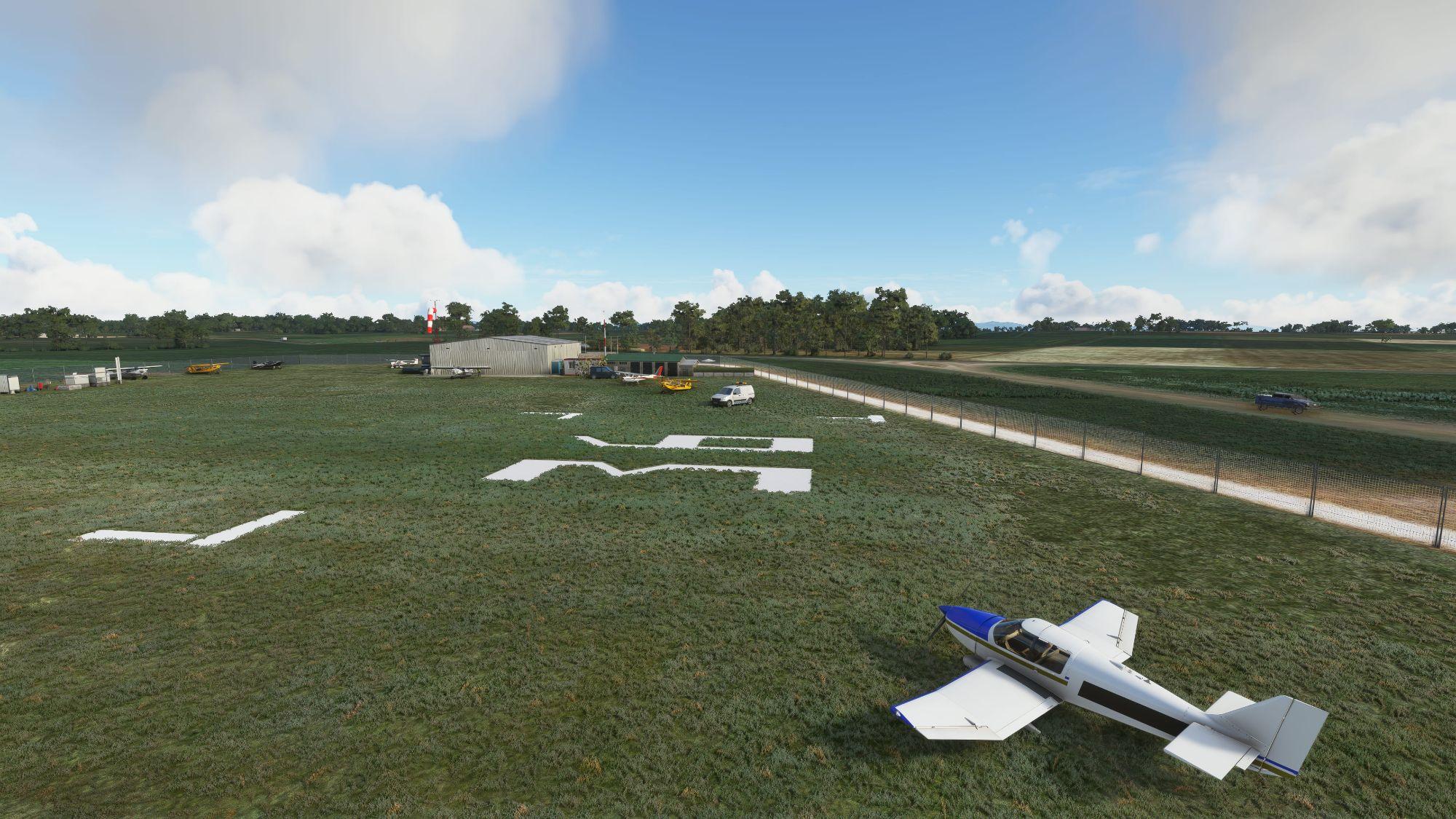 MSFS Torre Alfina Airfield