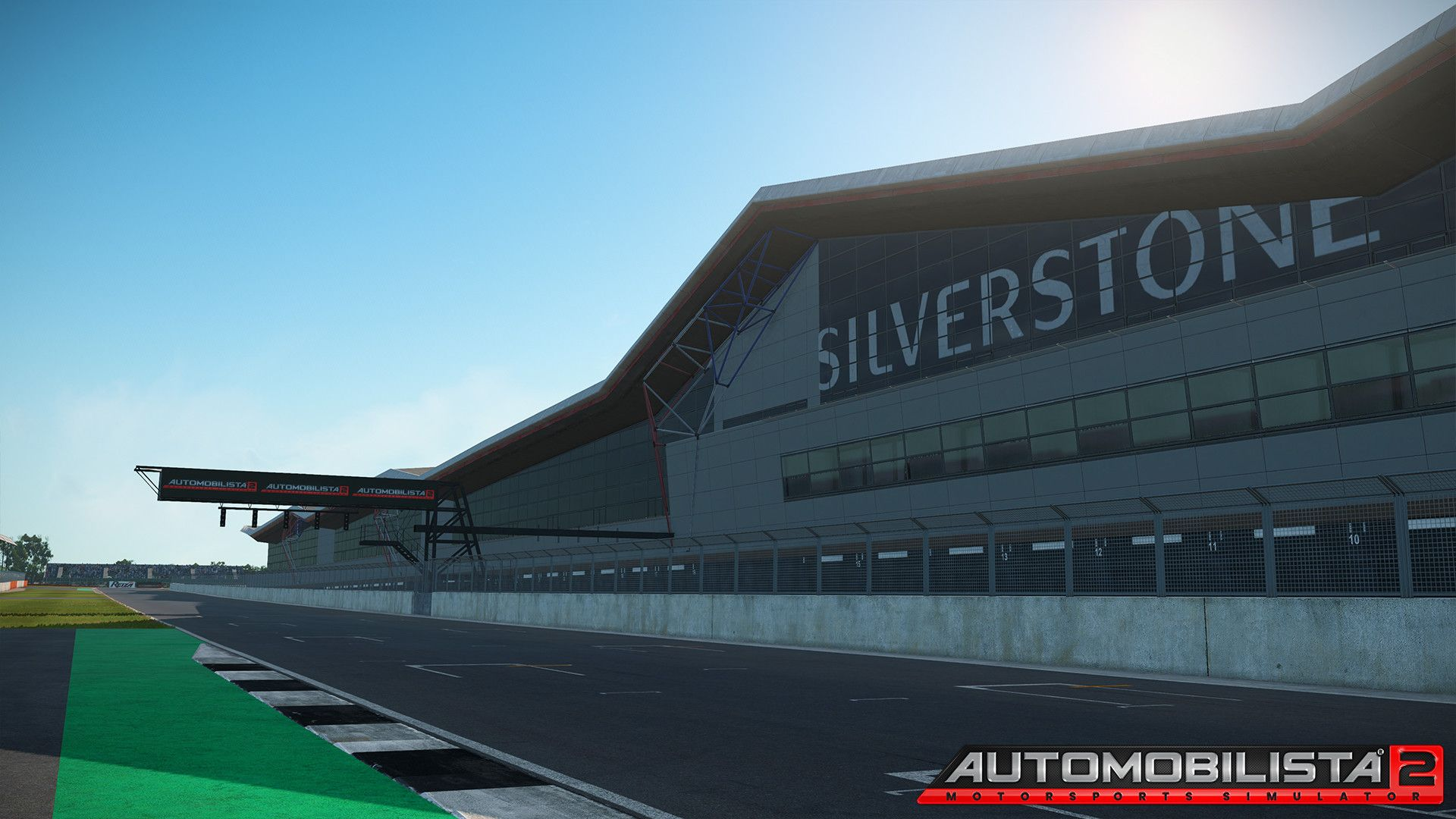 Automobilista 2 - Silverstone Pack