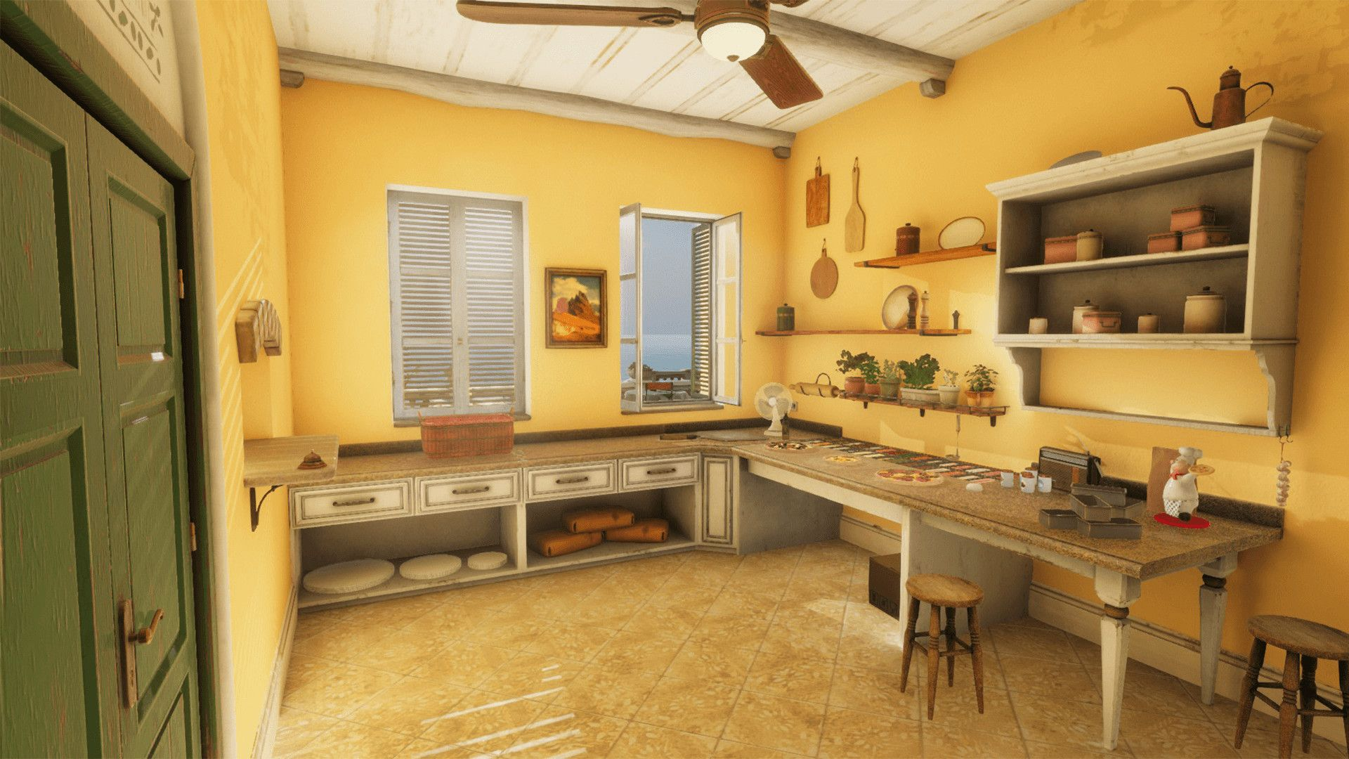 Cooking Simulator - Pizza