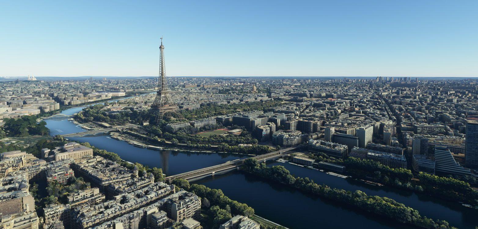 MSFS Paris Photogrammetry