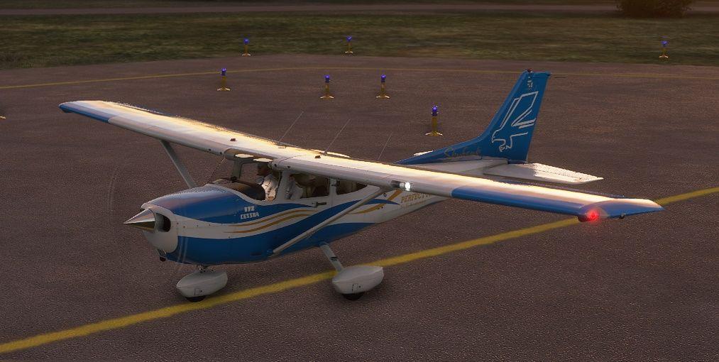 MSFS Aerial Chauffeur