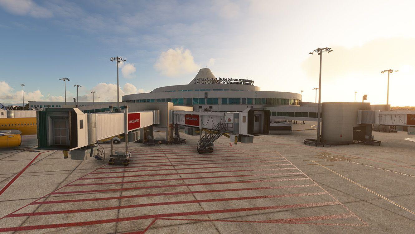 MSFS LTAI Antalya Airport