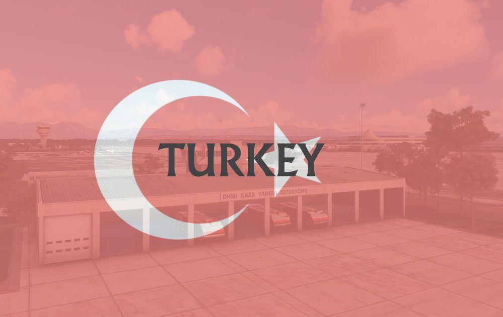 MSFS Turkey Airports