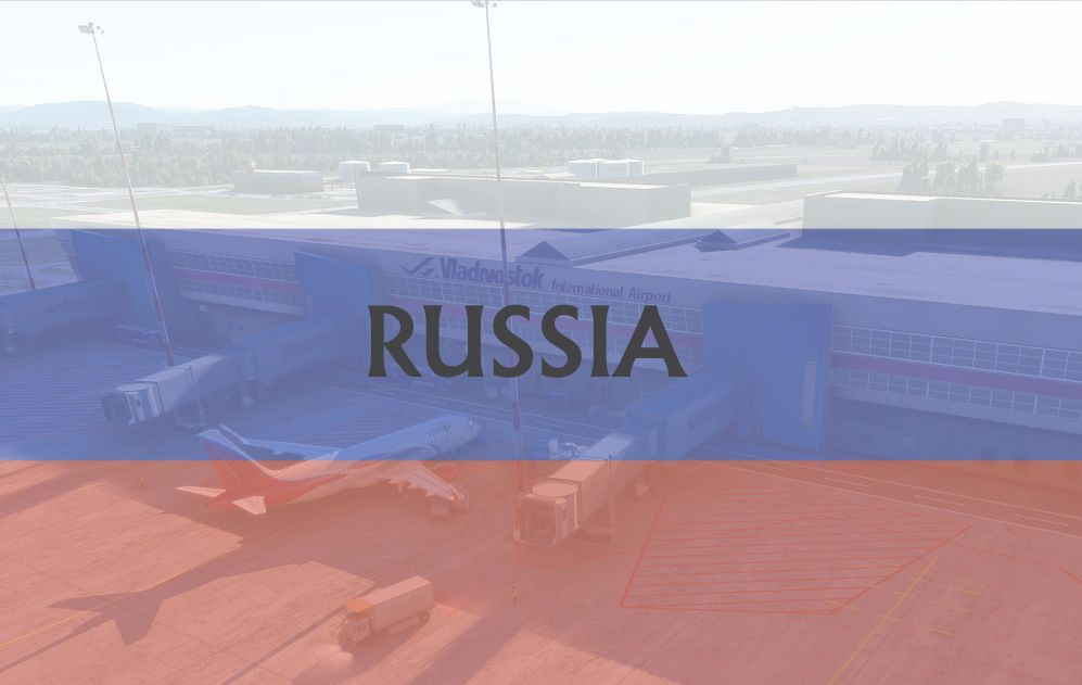 MSFS Russia Airports